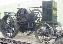 Hart Parr #3 tractor