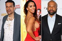 Gloria Govan, Barnes, Derek Fisher