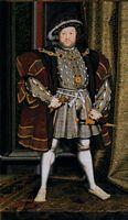 Henry VIII, Catherine of Aragon, Anne Boleyn, et al.