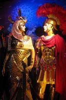 Mark Antony, Cleopatra, and Octavia