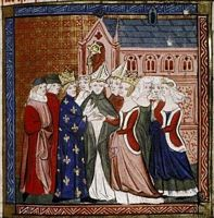 Eleanor of Aquitaine, Louis VII, Henry II