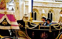 Lady Diana, Prince Charles, Camilla Parker-Bowles