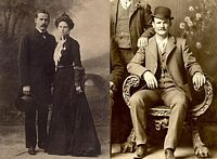 Etta Place, Butch Cassidy and The Sundance Kid