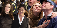 Billy Crudup, Mary-Louise Parker, and Claire Danes