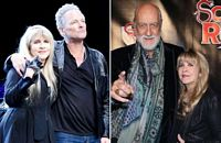 Lindsey Buckingham, Stevie Nicks, Mick Fleetwood