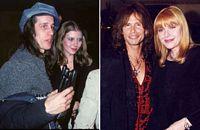 Todd Rundgren, Bebe Buell, Stevern Tyler