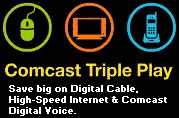 Comcast triple play  (4K)