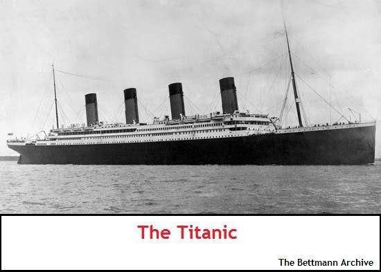 Titanic image 1 (47K)