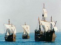 3 ships of Christopher Columbus (6K)