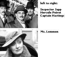 Poirot cast (20K)