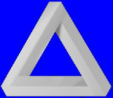 Twisted or not twisted triangle?